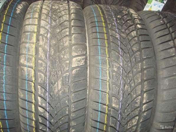 Новые Dunlop 205 55 R16 Winter Sport 4D MFS 91H