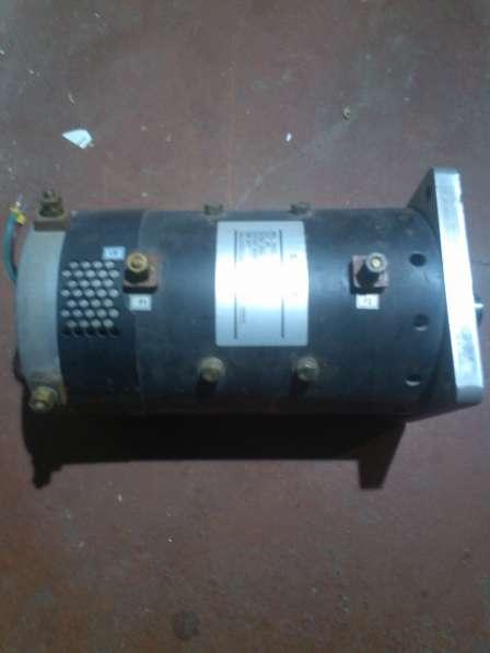 Электро мотор dc motor 48 v xq 4.3 /class h