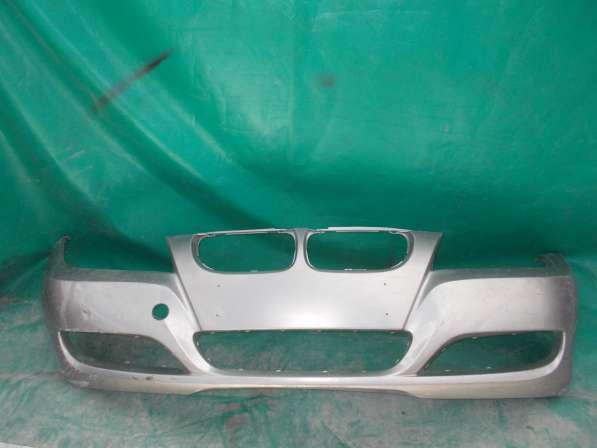 Передний бампер BMW e90 рестайлинг