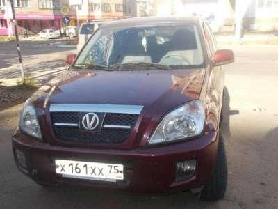 автомобиль Vortex Tingo