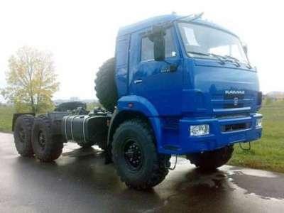 Седельный тягач КАМАЗ Камаз 53504