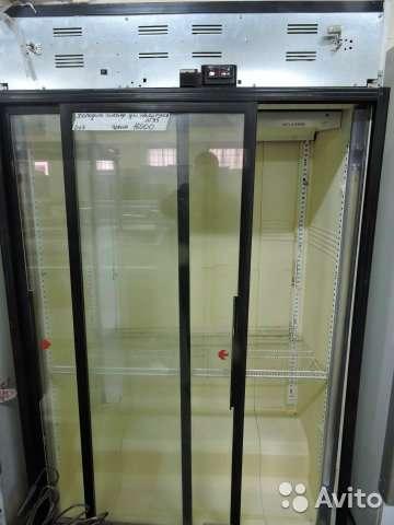 торговое оборудование Холодильный шкаф-купе N95