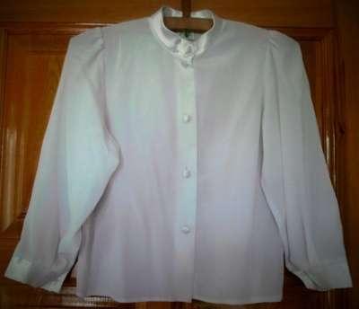Шелковая блузка для девочки