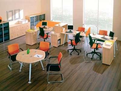 Профи мебель для персонала