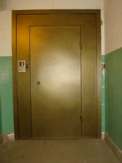 Двери подъездные; домофона и тамбурные в Новосибирске фото 13