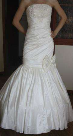 Свадебное платье размер 42-44 (S)