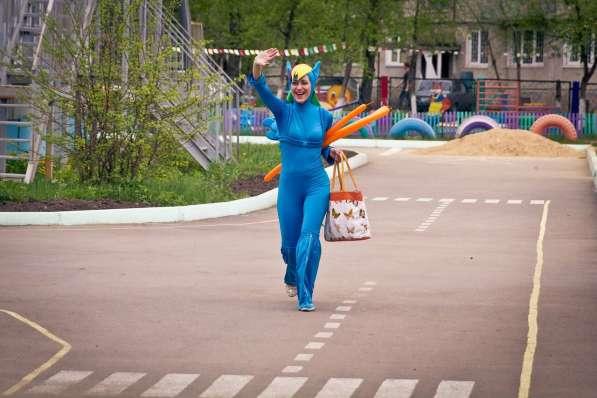 Аниматоры на детский праздник в Красноярске