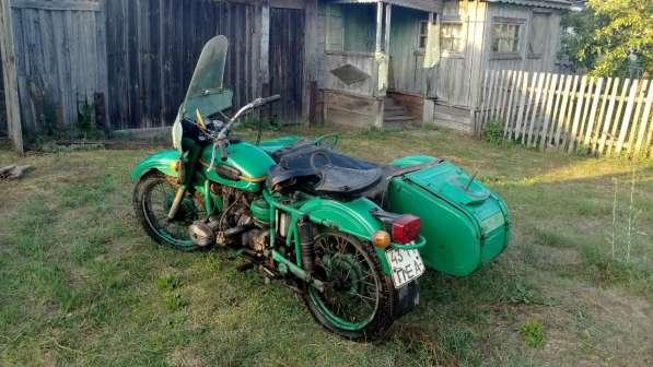 Продам мотоцикл Урал (1979 г. в) ИМЗ 8.103 в Пензе фото 3
