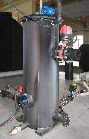Фильтры полимерные для очистных сооружений