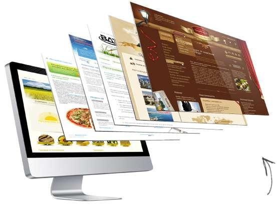 Профессиональное изготовление сайтов