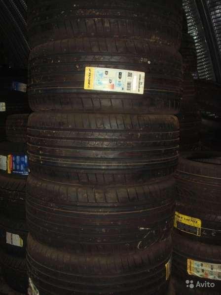 Новые немецкие Dunlop 245/45 R18 Maxx GTx ROF MFS