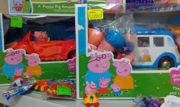Купить Свинка пепа в Омске