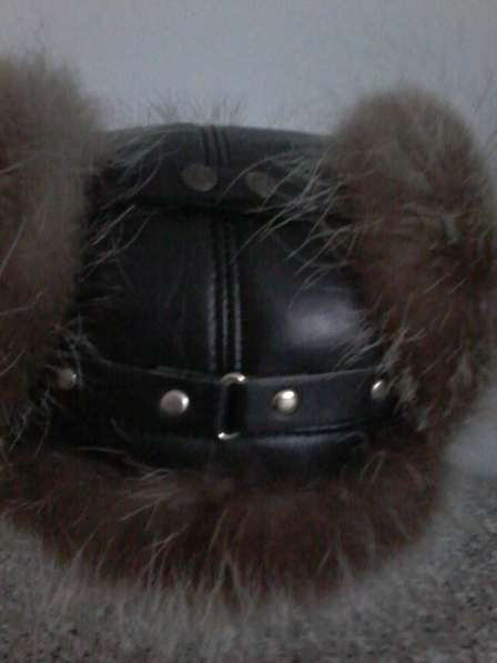 Зимняя шапка в Орехово-Зуево фото 4
