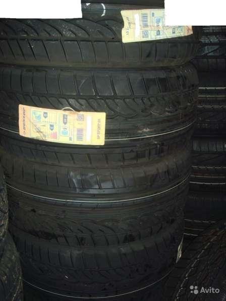 Новые Dunlop R18 разноширокие 255 45 и 275 45
