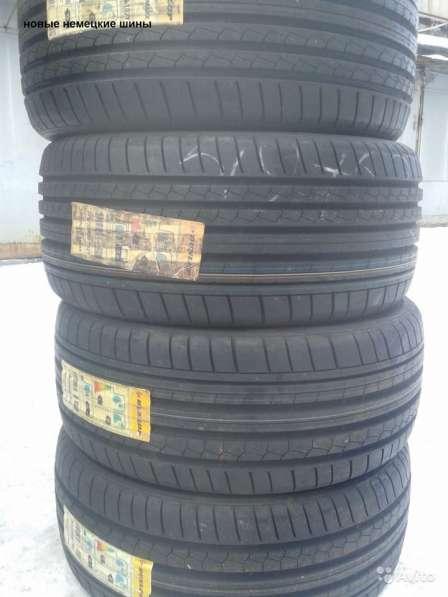 Новый комплект 245 45 18 данлоп спорт макс GT