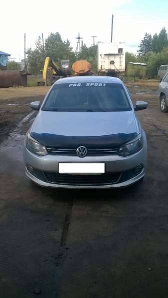 Авто Volkswagen POLO sedan