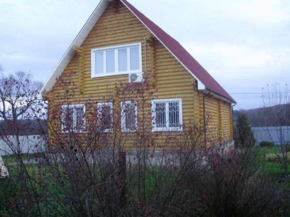 Продается дом в деревне Волосково (Юрловский с/о), Можайский р-он,130 км от МКАД по Минскому шоссе.