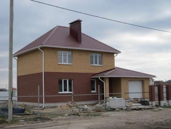 Строительство домов коттеджей, дач под ключ в Воронеже фото 11