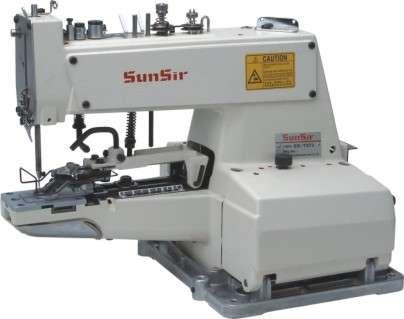 Пуговичный полуавтомат SunSir SS-T373