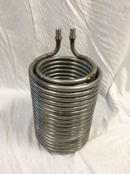 Изготовление теплообменников: трубчатые, спиральные, оросите