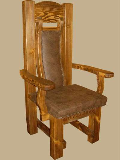 Производство и продажа мебели из натурал