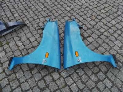 автозапчасти фиат пунто 98г-крылья-две пунто 98г-крылья-