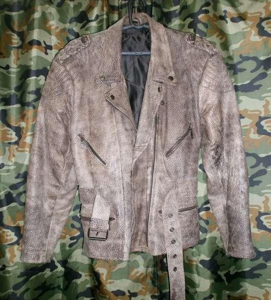 Куртка косуха натуральная кожа в Екатеринбурге фото 3