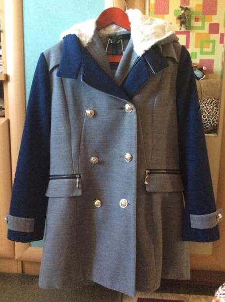 Молодежное модное пальто-трансформер