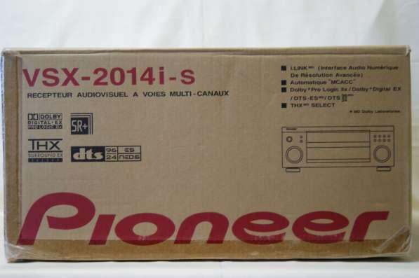 Pioneer VSX-2014i. Made In Malaysia. 220V