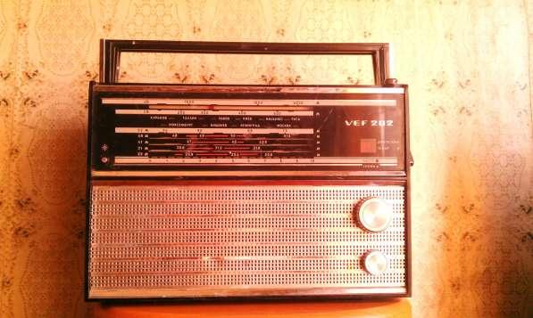 Радиоприёмник 'VEF ', СССР