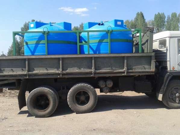 Емкости пластиковые для перевозки воды и других растворов в Самаре фото 5