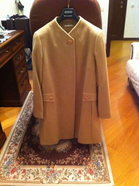 Итальянское пальто, раз. 52-54, рост 165-175,кашемир