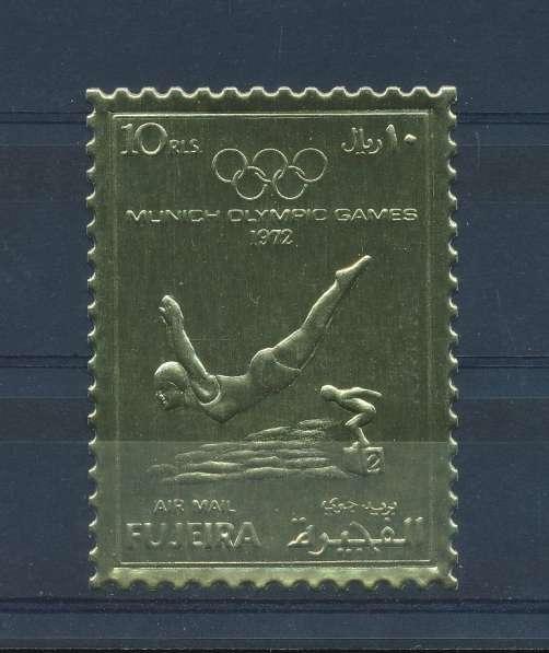 Олимпиада 1972 год