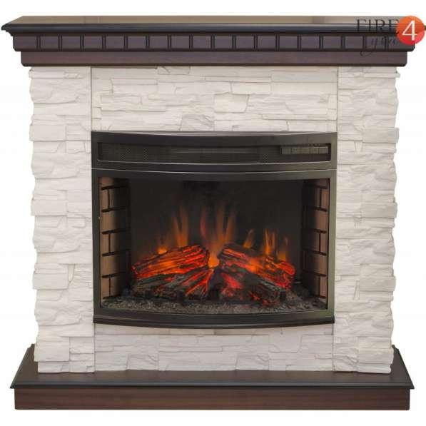 Камин электрический Elford + Firespace 25 IR S