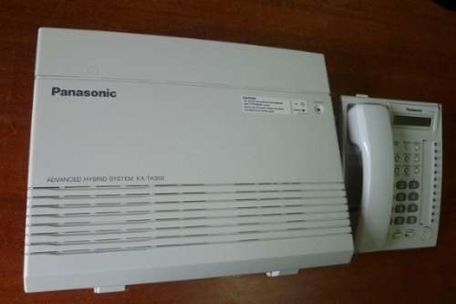 Мини атс Panasonic KX-TA308