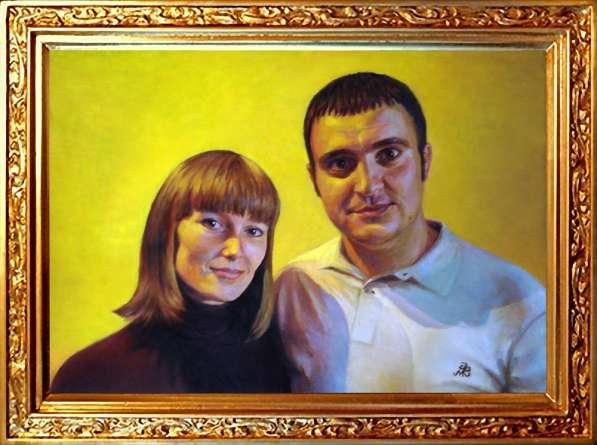 Портрет по фото и другие картины, в подарок на праздник в Новосибирске фото 3