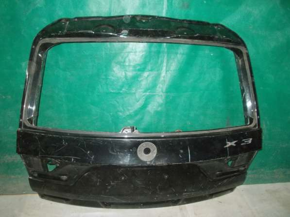 Крышка багажника на BMW X3 E83