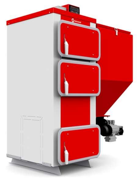 Автоматический угольный котел 15 кВт