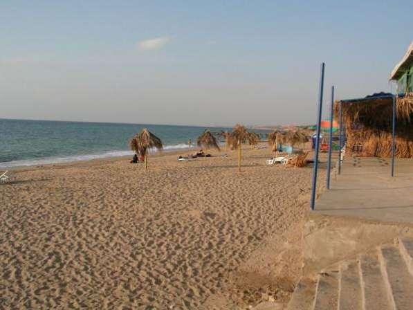 Участок возле моря п. Учкуевка
