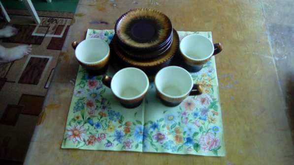 Кофейный набор послевоенный период. Керамика