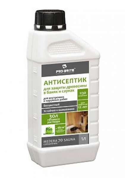 Антисептик для защиты древесины Medera 70 Sauna Concentrate