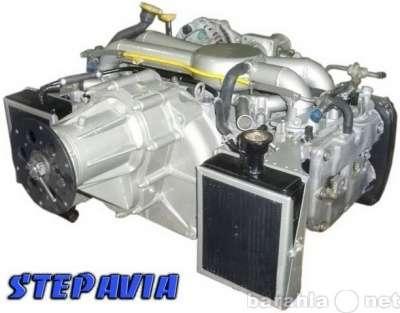 Силовая установка для аэроглиссеров Subaru