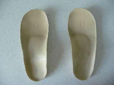 Стельки ортопедические 25,5 см