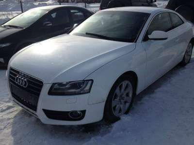 автомобиль Audi A5
