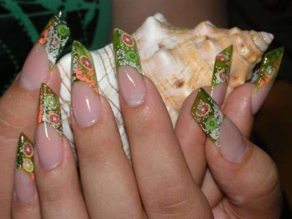 Программа мастер-универсал ногтевого сервиса