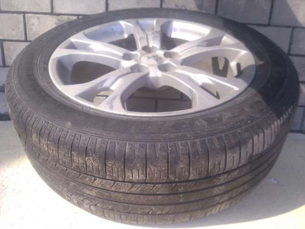 4 колеса в на дисках