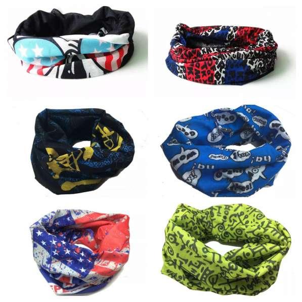 Многофункциональный шарф, бандана, балаклава
