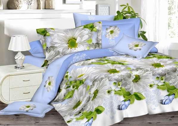 Вариация расцветок и стилей в постельном белье из поплина от в Иванове фото 16