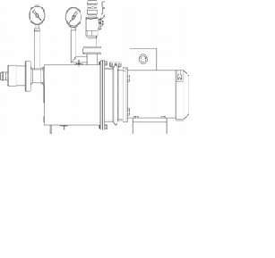 Насос самовсасывающий КМс35-32-125