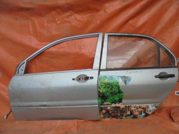 Митсубиси лансер 9 дверы передний заднй левый бу